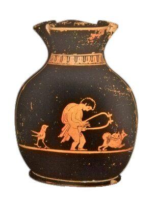 ¡Agón! La Antigua Grecia a través de las vasijas.