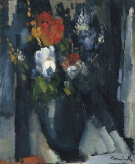Composición floral.