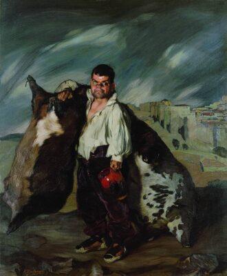 Zuloaga en el París de la Belle Époque, 1889-1914.